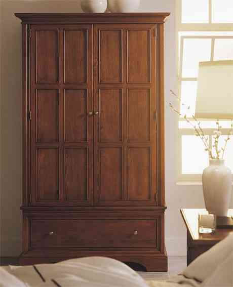 American View Armoire