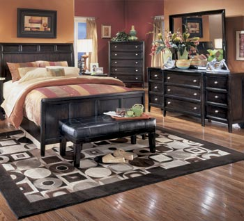 Carlyle Bed