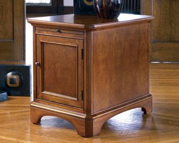 Cinnamon Hill Chairside Chest Furniture Timescom