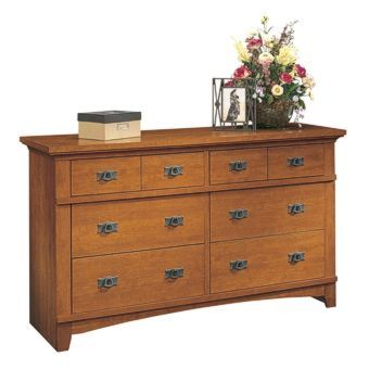 Fruitwood Dresser
