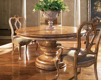 Hills Of Tuscany Elba Round Dining Table Furniture Times Com