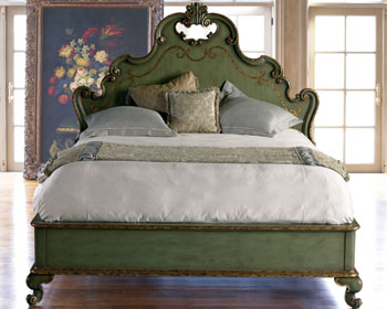 Hills Of Tuscany Pisa Mansion Bed Furniture