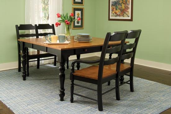 Black Cherry 3 Piece Dining Set Furniture Times Com