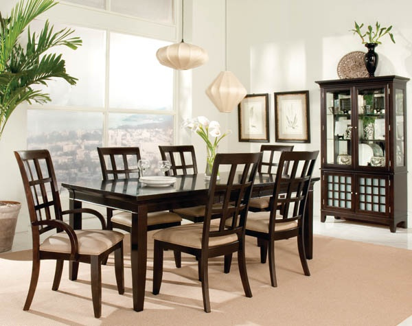 Glasgow leg dining room furniture times
