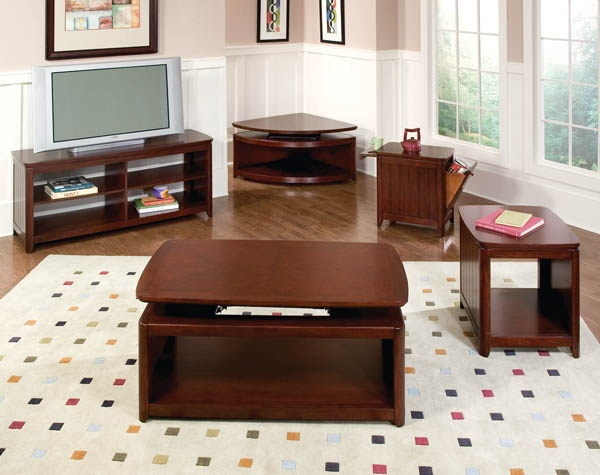Springfield Lift Top Occasional Tables Furniture