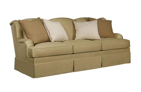Stanton Skirted Sofa